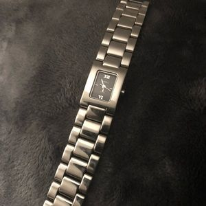 Fossil Stainless Steel Water Resistant Watch